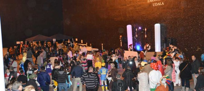 Inauteriak 2016 Carnavales Zaratamo